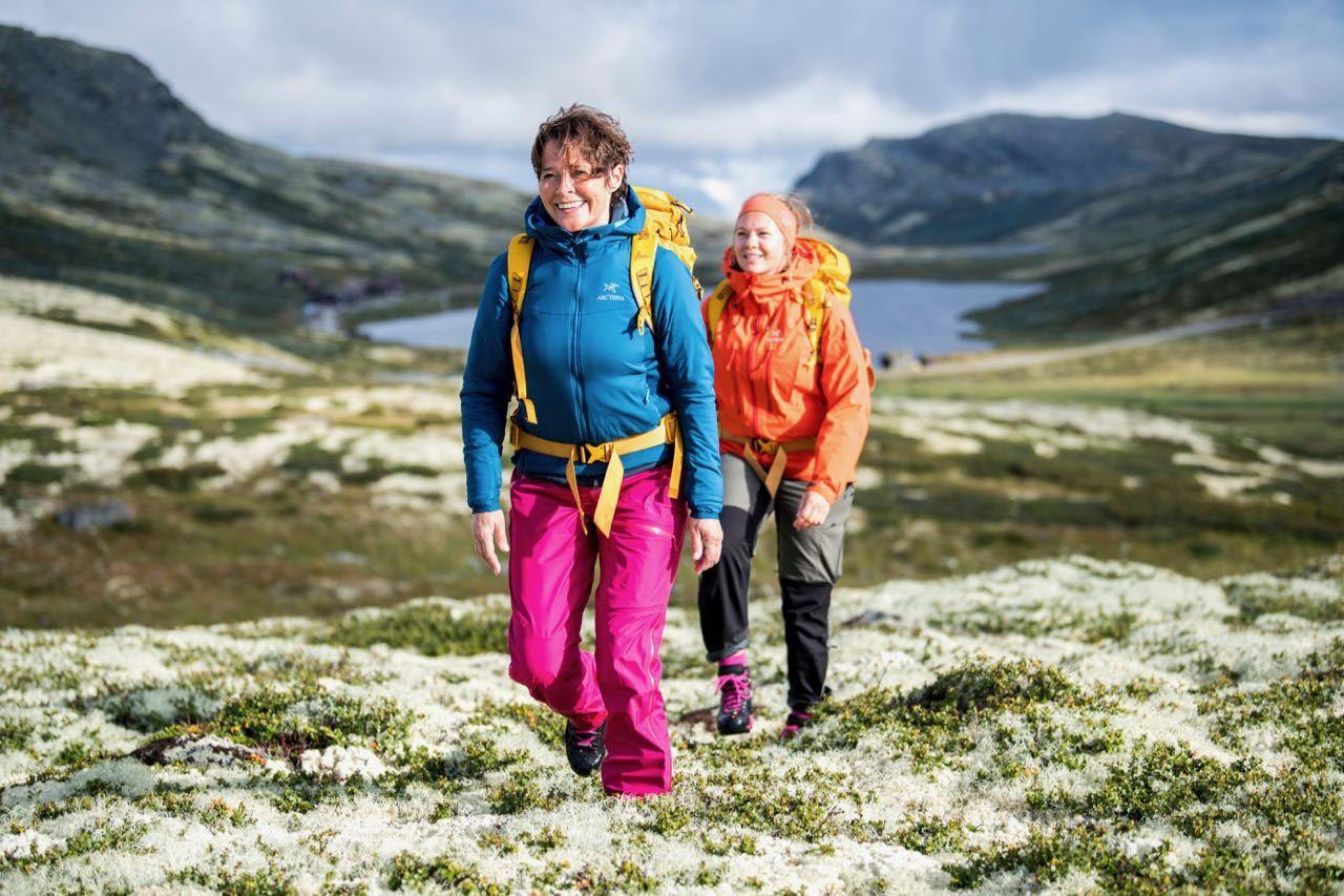 Yngve Ask ,  © Explore Rondane , Vandring og Mediyoga i Rondane