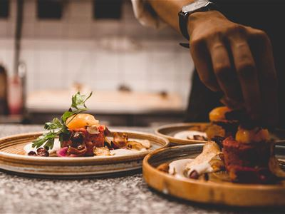 Middagspaket på Indigo Restaurang & Bar