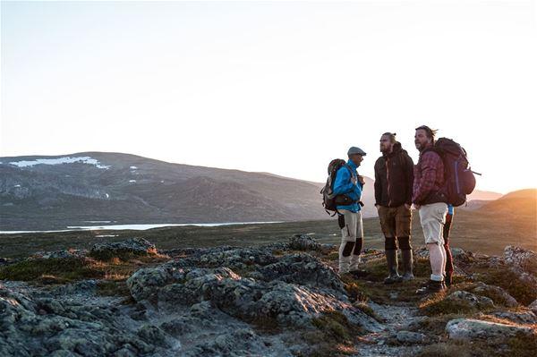 Guidebyrån Tänndalen - Guidade vandringsturer till fjälls