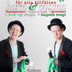 Fredrik Karlssons Trollerishow
