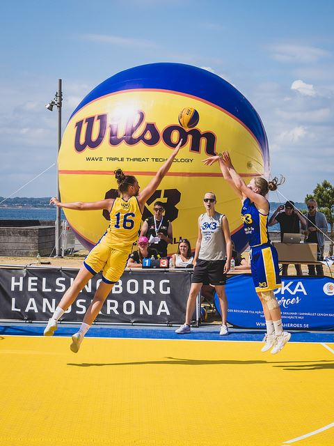 Sweden 3x3 East Coast Tour - Kalmar