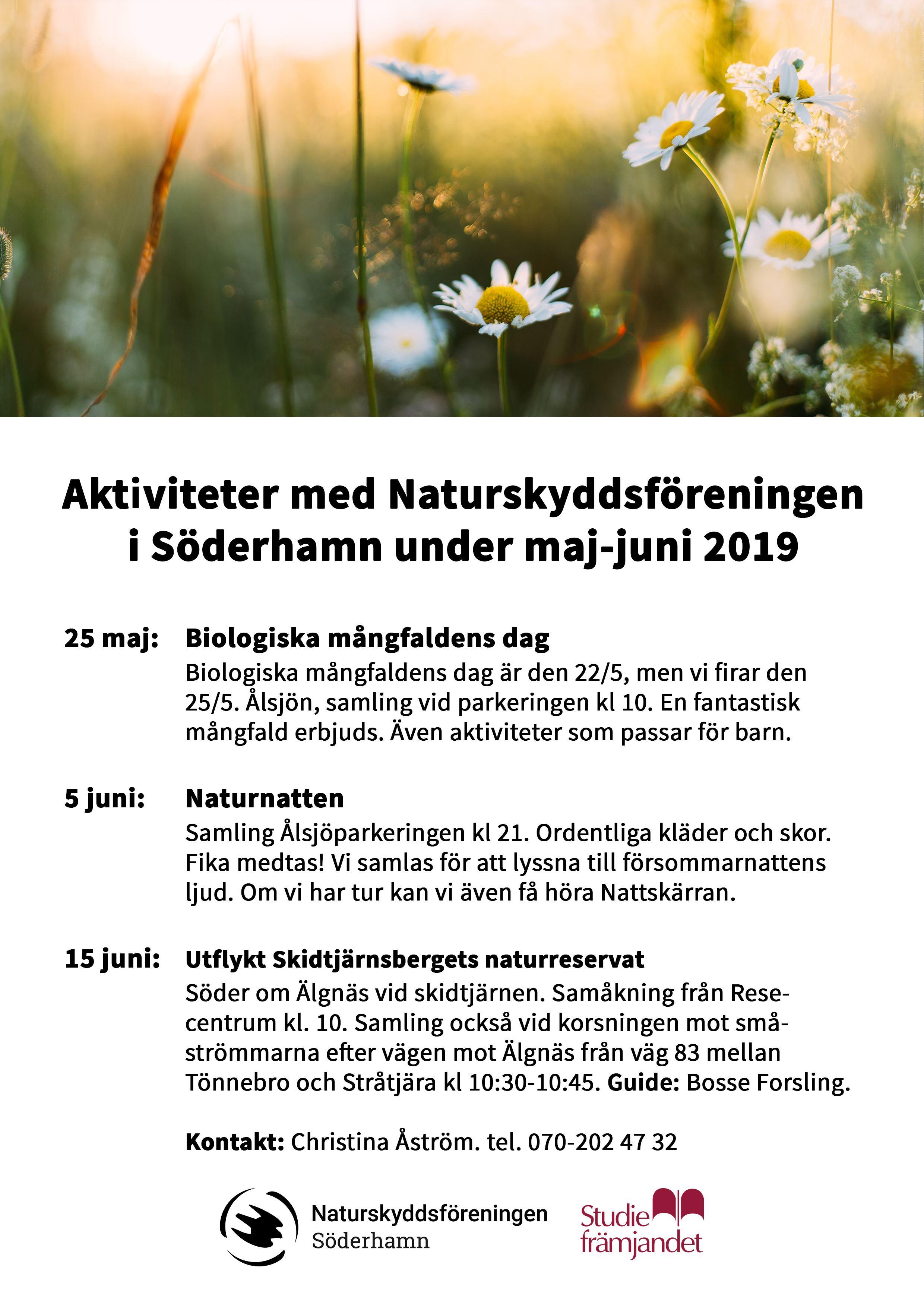 Naturnatten med Naturskyddsföreningen