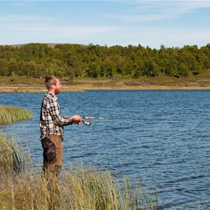 Guidebyrån Tänndalen - Fjällfiske med guide Onsdagar