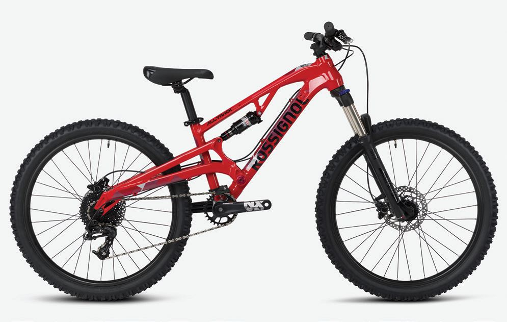 Downhillcykel Ungdom 8- 15 år, 24
