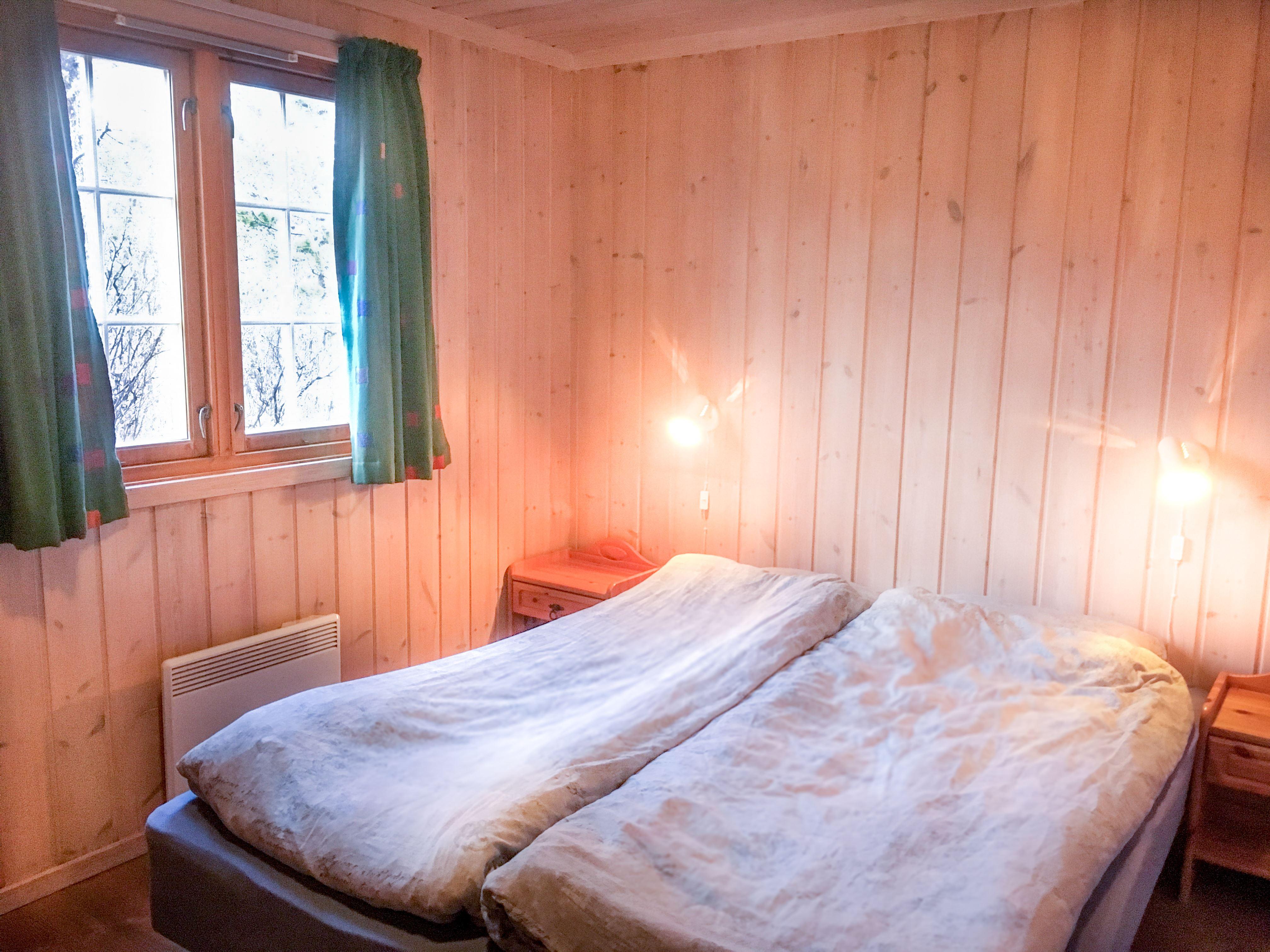 Geilolia Hyttetun 6 sengshytter (3 soverom)