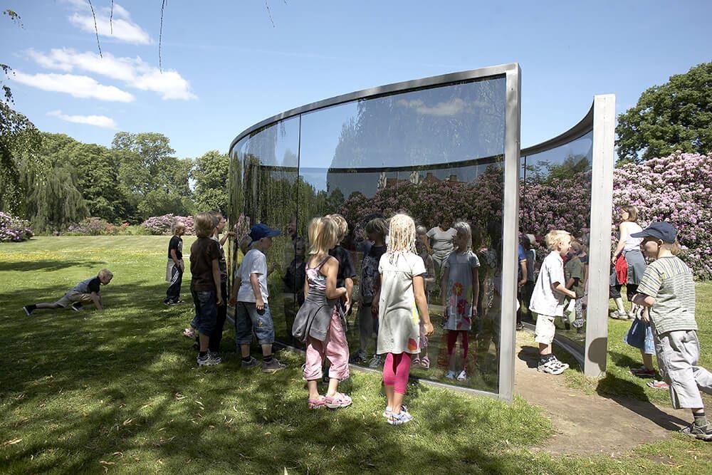 1. Premiärtur till Wanås konst (Tisdag)