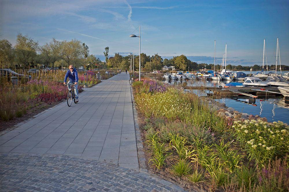2. Från Ivösjön i Bromölla till havet i Sölvesborg (Onsdag)