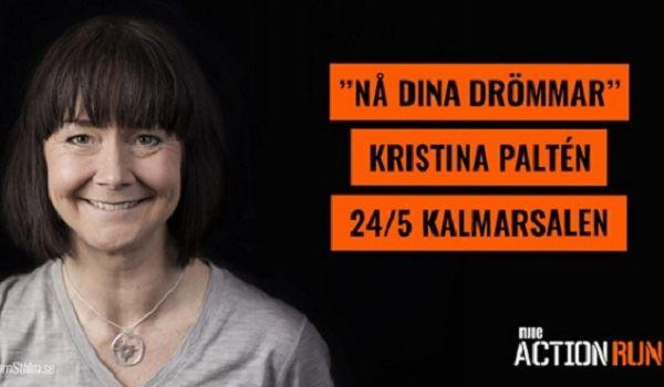 ''Nå dina drömmar'' Kristina Paltén