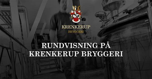 Rundvisninger på Krenkerup Bryggeri
