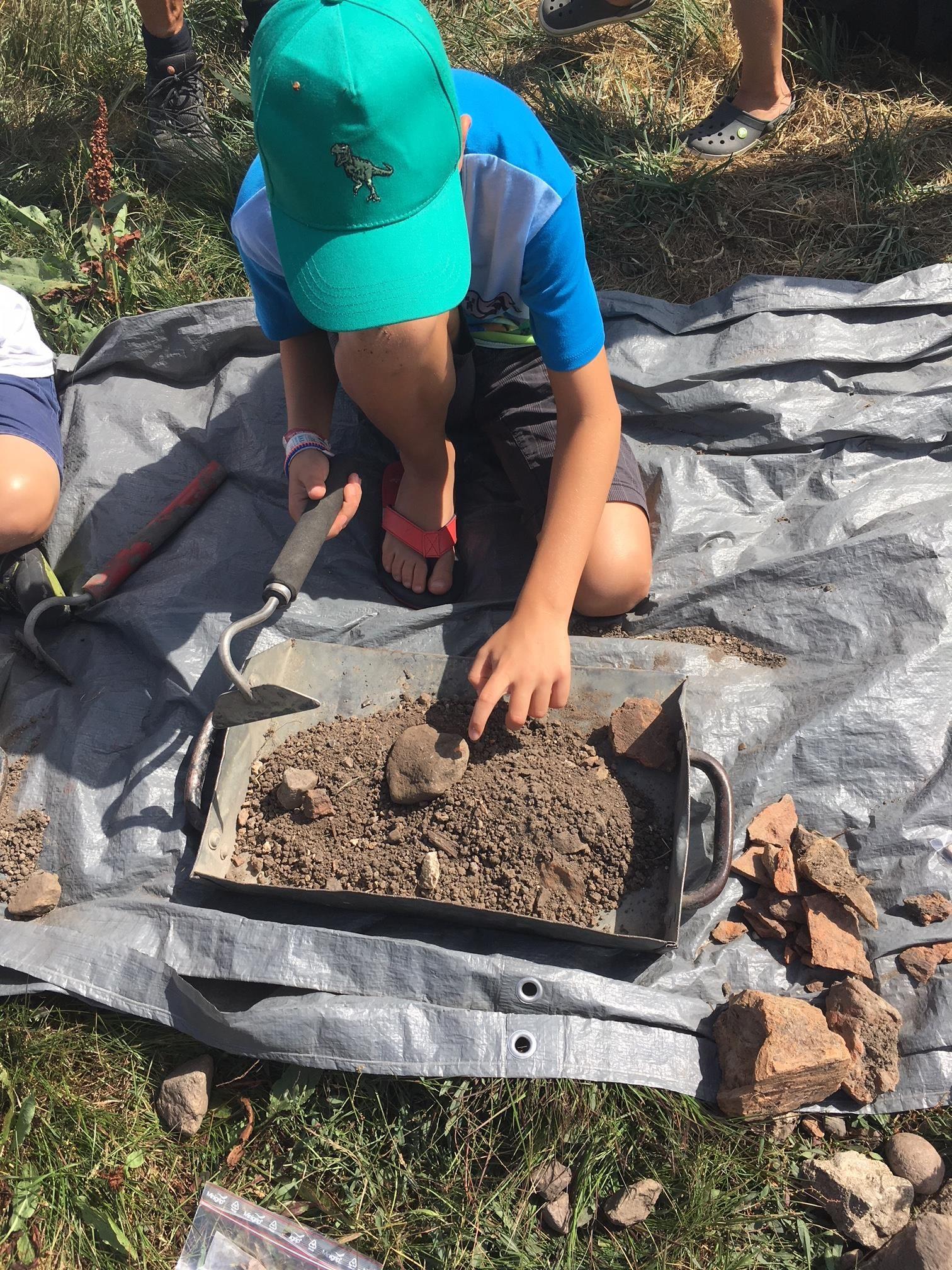 Prova arkeologi!