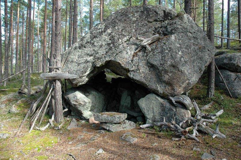 Pilgrimsvandring till Lappkyrkan m gudstjänst delvis på samiska