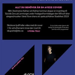Hyllning till Avicii