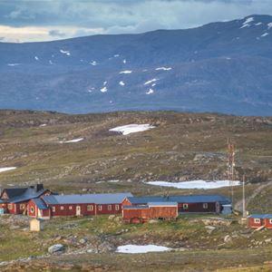 STF Blåhammaren Fjällstation