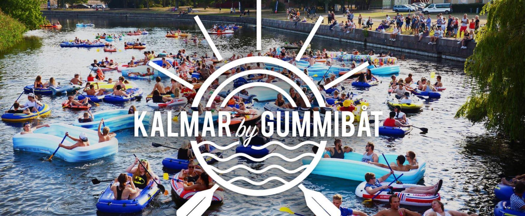 Kalmar By Gummibåt 2019