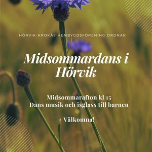 Midsommar i Hörvik