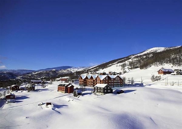 Norgesbooking
