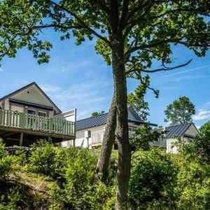 Ronneby Havscamping - Hütten