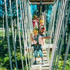Adventure Package | Sports Centre Pajulahti
