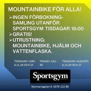Sportsgym ,  © Sportsgym, mountainbike