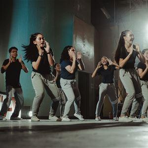 Dansa med enkla steg och rörelser - Kalmar Dancing Days