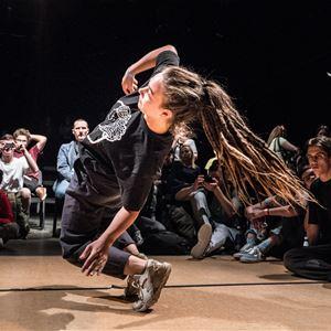 Prova på Hip Hop - Kalmar Dancing Days