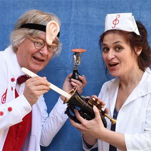 Doktor Kling och Syster Violina