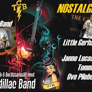 Nostalgikväll - Rock'n'roll med The Cadillac Band