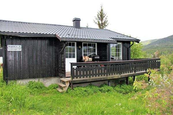 Sørlia hytte Bergstad nr. 16