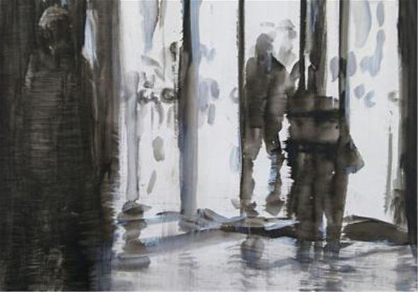 """Konstutställning:""""Pilgrim"""" av Henrika Lax"""