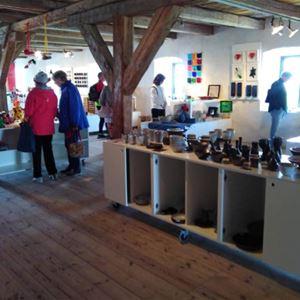 Art and crafts at Köpmansmagasinet