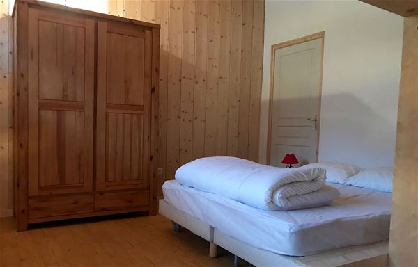 3 rooms + mezzanine 6 persons / APARTMENT AUGUSTINE (Mountain of Charm)