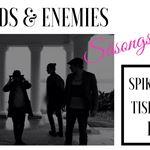 Musikkväll: Friends & Enemies - Gränsfors Spiksmedja