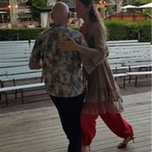 Dansuppvisning Tango - Kalmar Dancing Days