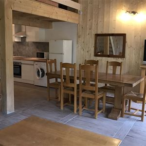 3 rooms + mezzanine 6 persons / APARTMENT CHARLOTTE (Mountain of Charm)