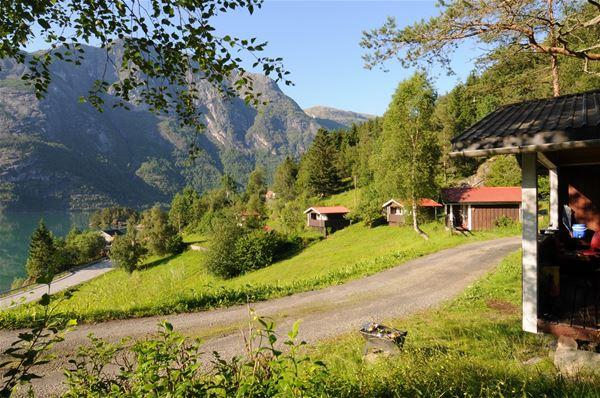 Holmevik Camping