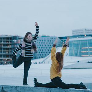 Yogahelg på Myrkdalen Hotel