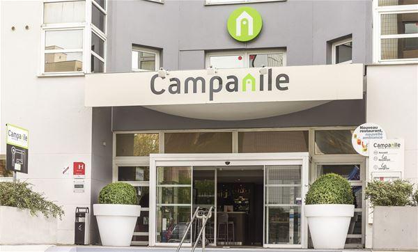 Campanile Reims centre