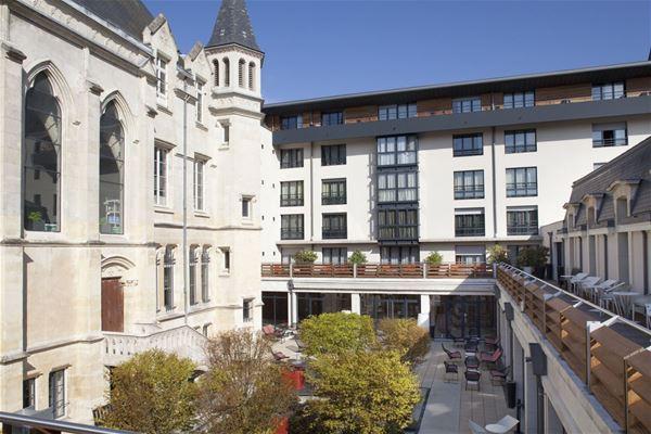 BEST WESTERN Premier Hôtel de la Paix