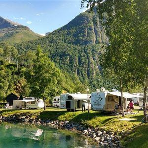 Oldevatn Camping