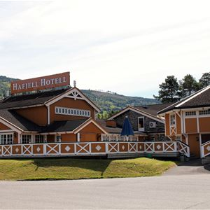 Hafjell Hotel in Norway
