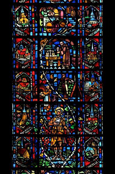 La cathédrale et le roi des vins