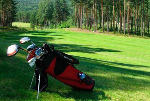 Golf på Norefjell