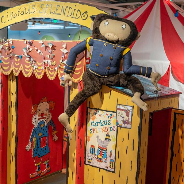 Deckarskola i Lasse-Maja & Cirkusmysteriet