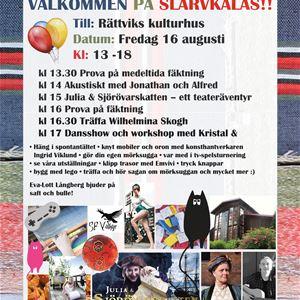 © Rättvik kultur, Program