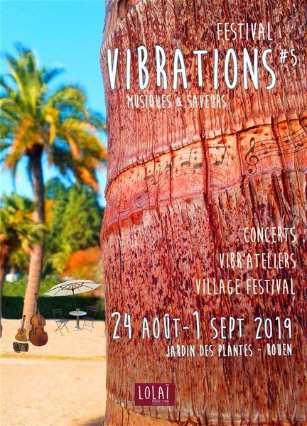 FESTIVAL VIBRATIONS : NUIT CHANSON FRANÇAISE - HUIT NUITS + BEN HERBERT LARUE, lundi 26 août