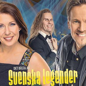 Det Bästa av Svenska Legender!