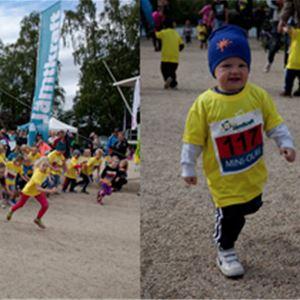 © Copy: St. Olovsloppet, Mini Olav - the race for the children