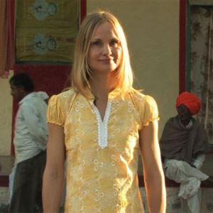 Malin Mendel Westberg – Yoga & korrespondentliv i Indien