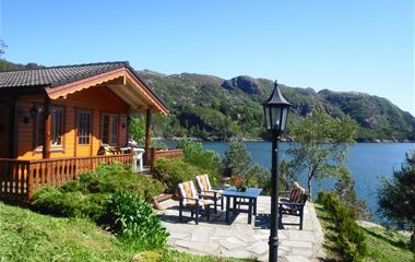 Falkevik cabins