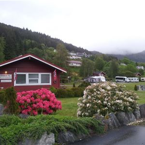 Selje camping and cabins